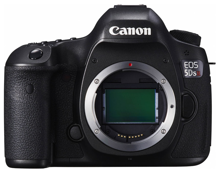 EOS 5DS R BODY up FRT s