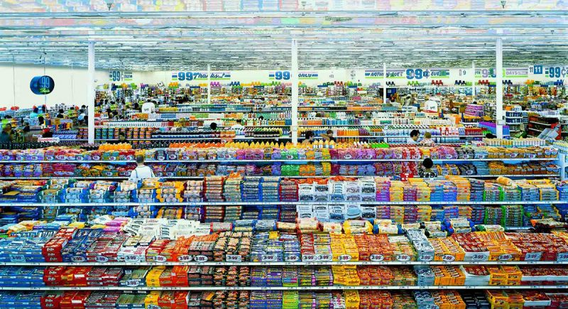 Andreas Gursky 99 cent