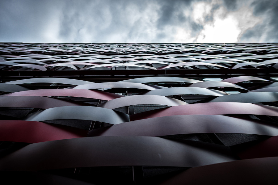 3. Tokyo Abstract by Davide