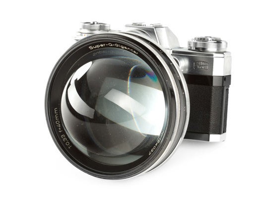 Carl Zeiss Super Q Gigantar 40мм F/0.33