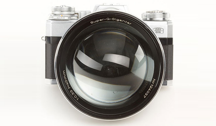 Carl Zeiss Super Q Gigantar 40мм f/0,33