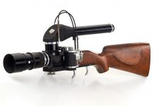 E. Leitz New York Leica Gun RIFLE