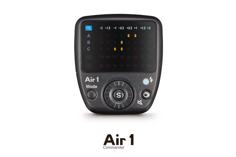 Nissin Air 1 Commander