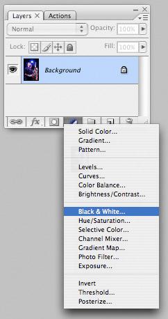 Эффективная обработка фотографий в Photoshop