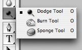 Dodge Tool/Burn Tool
