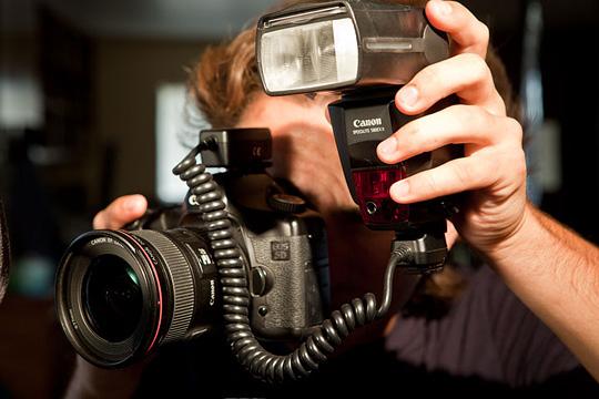 оборудование для репортажной фотосъемки впишется