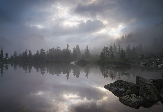 10 Советов как снять красивый пейзаж