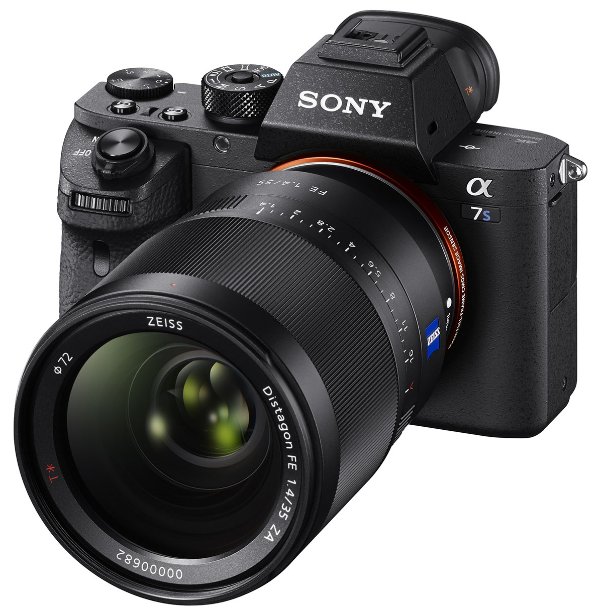 Sony A7S-II CX79600_wFE35F14Z_right