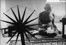 Margaret Bourke-White Gandhi