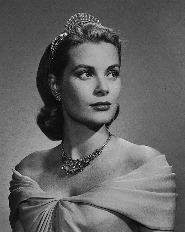 Grace Kelly by Yousuf Karsh