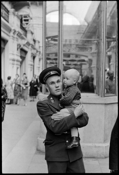 SOVIET UNION. Moscow. 1954.