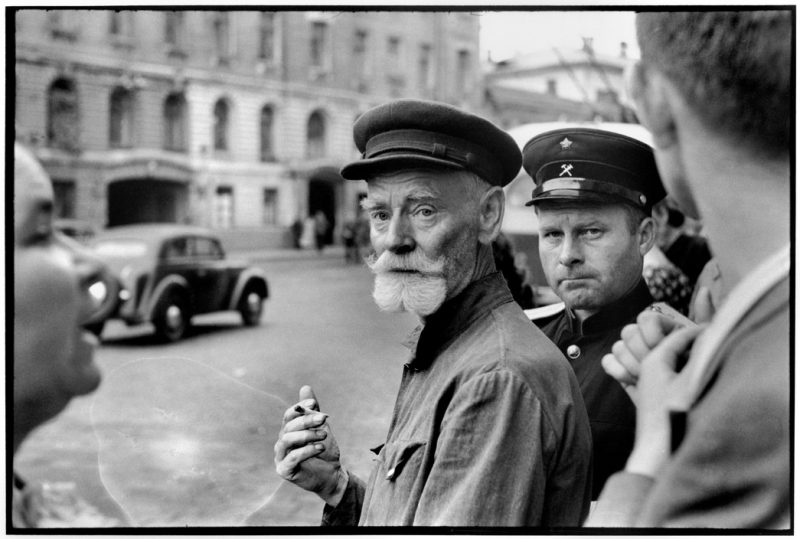 SOVIET UNION. Russia. Moscow. 1954.