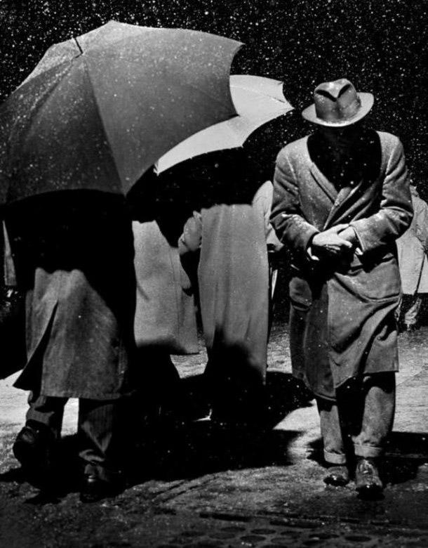 Нью-Йорк, 1950 год.