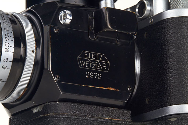 E. Leitz New York Leica Gun RIFLE