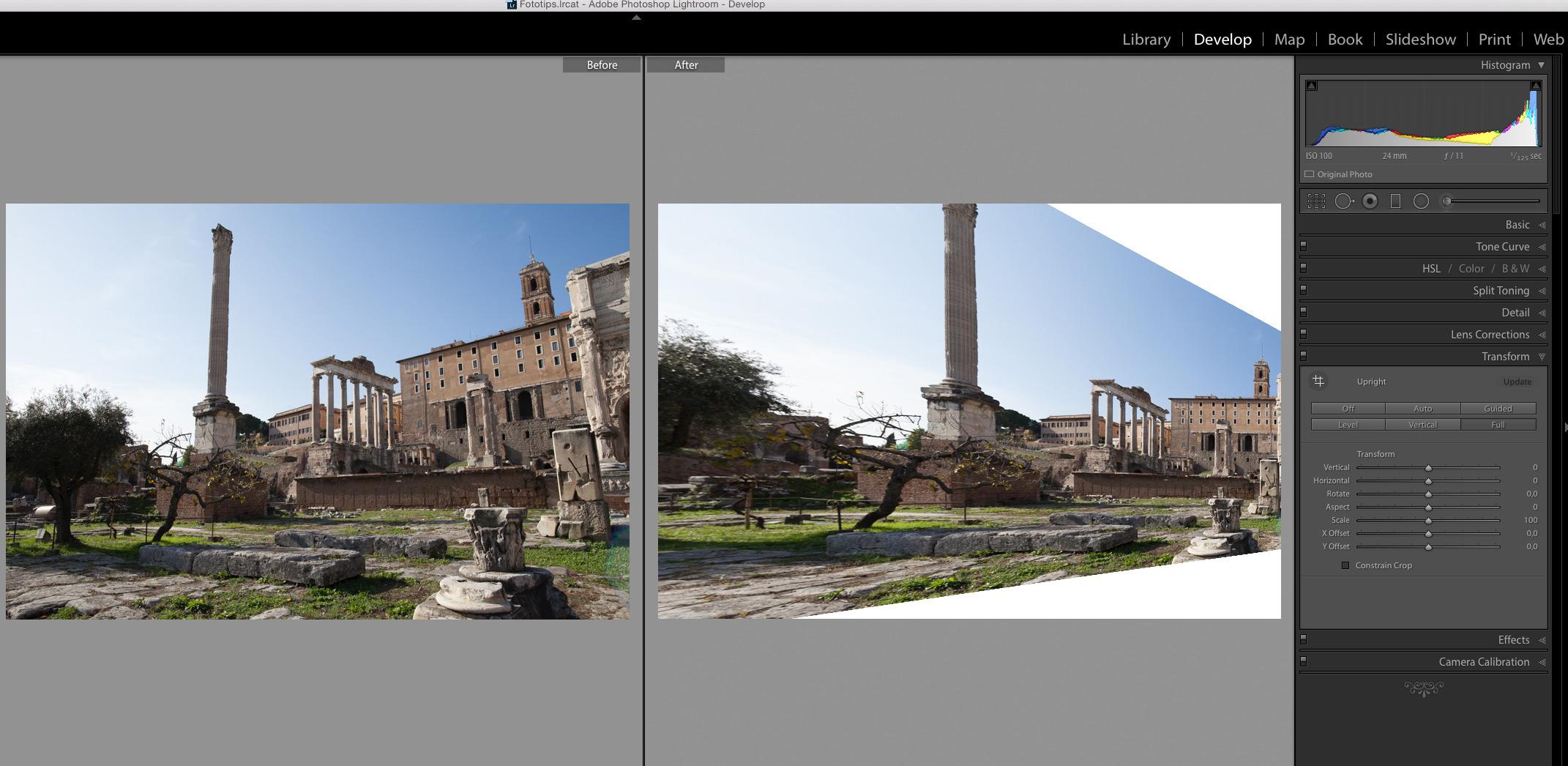Автоматический редактор фотографий примеру, можно