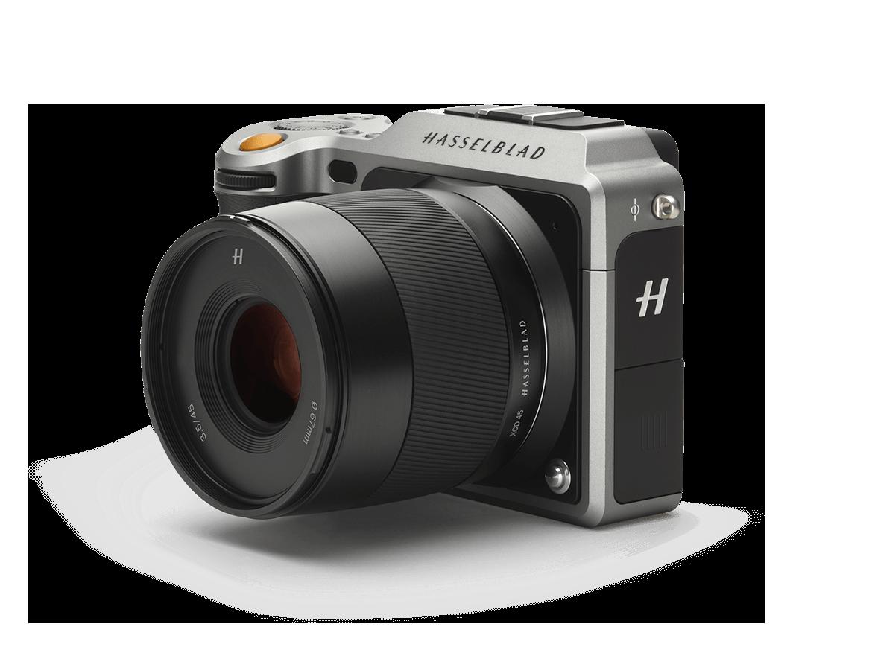 В России прошла презентация Hasselblad X1D - Fototips ru