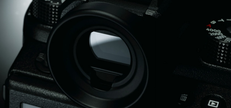 обзор Fujifilm GFX 50S