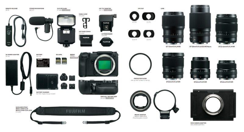 Обзор Fujifilm GFX 50S, полноформатной беззеркальной камеры