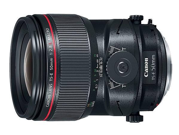 TS-E 50mm F2.8L Macro