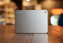 Обзор Toshiba Canvio Premium