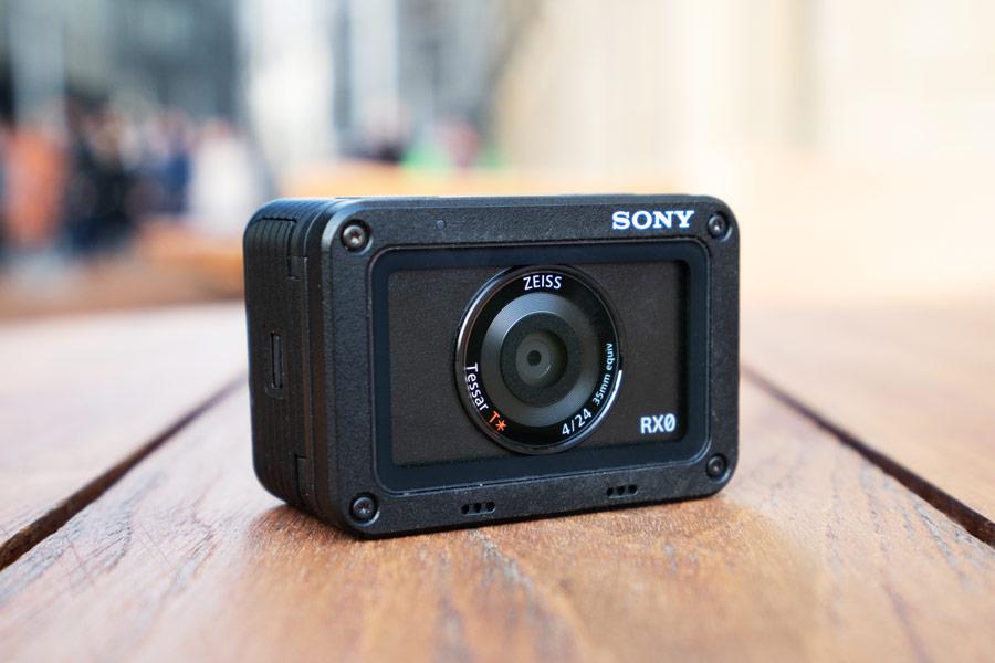 Обзор Sony RX0