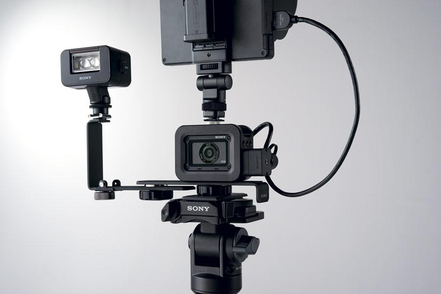 Sony RX0 видеосъёмка