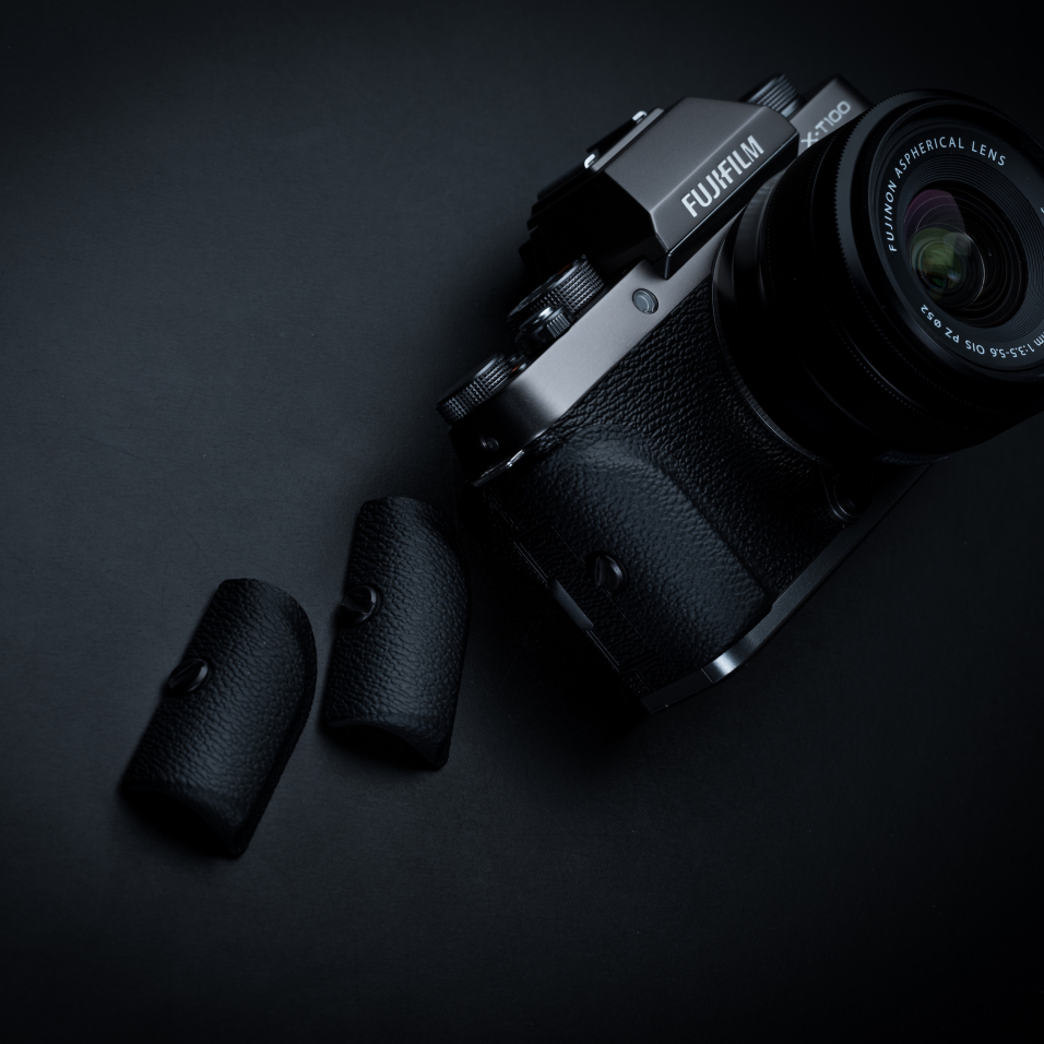 Fujifilm X-T100 press images