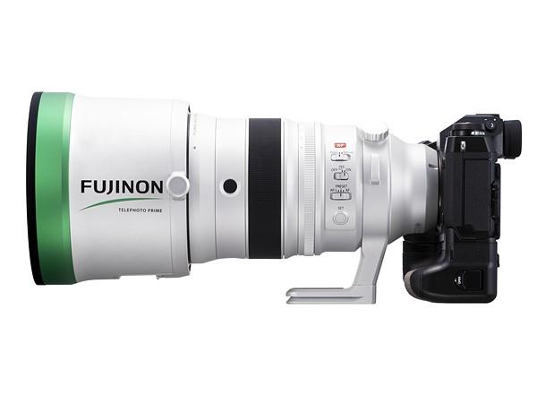 Анонс объектива Fujinon XF 200mm F2