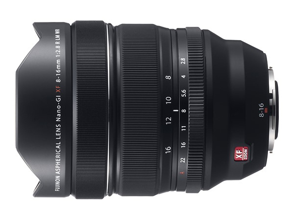 Корпус Fujinon XF 8-16mm F2.8