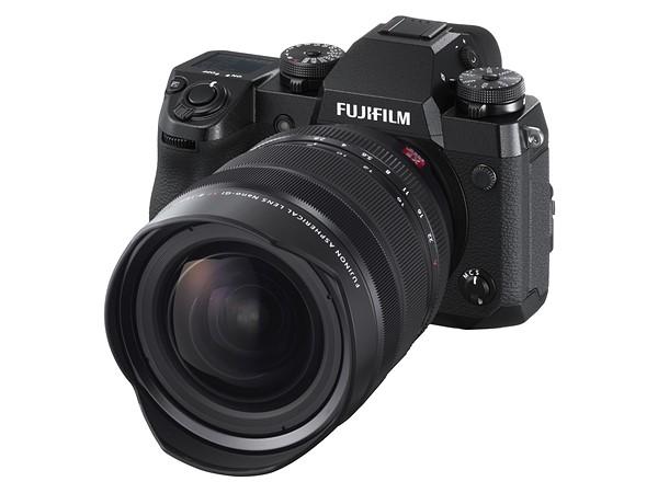 Fujinon XF 8-16mm F2.8 + Fujifilm X-H1