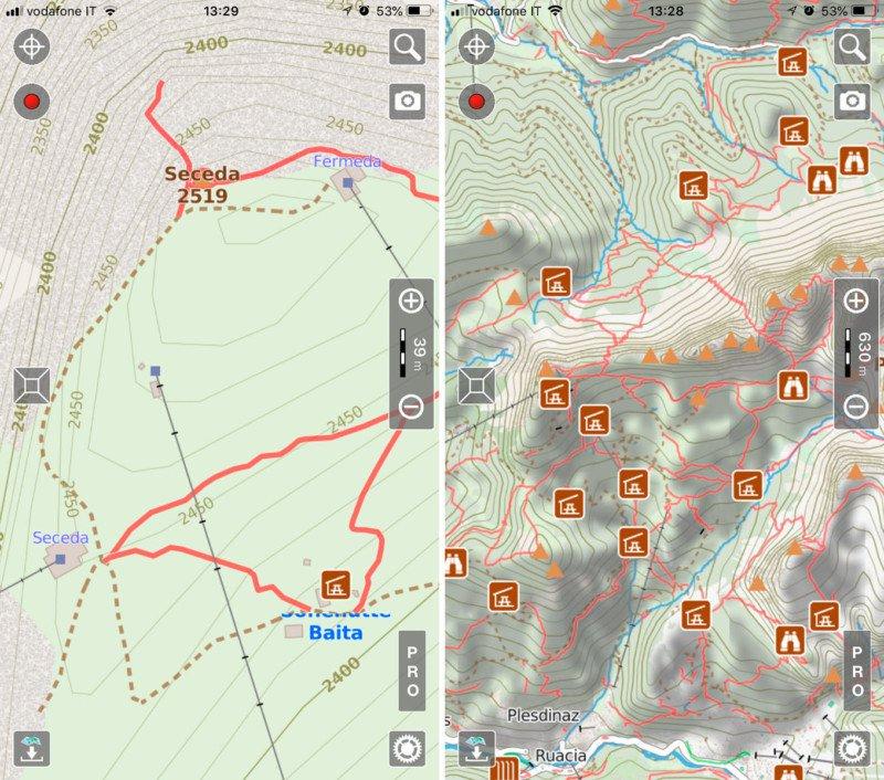 Приложение Terra Map
