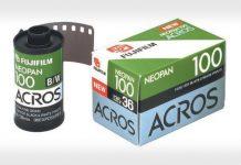 Плёнка Fujifilm Acros