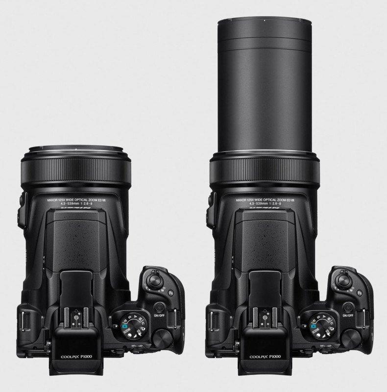 Анонс Nikon COOLPIX P1000