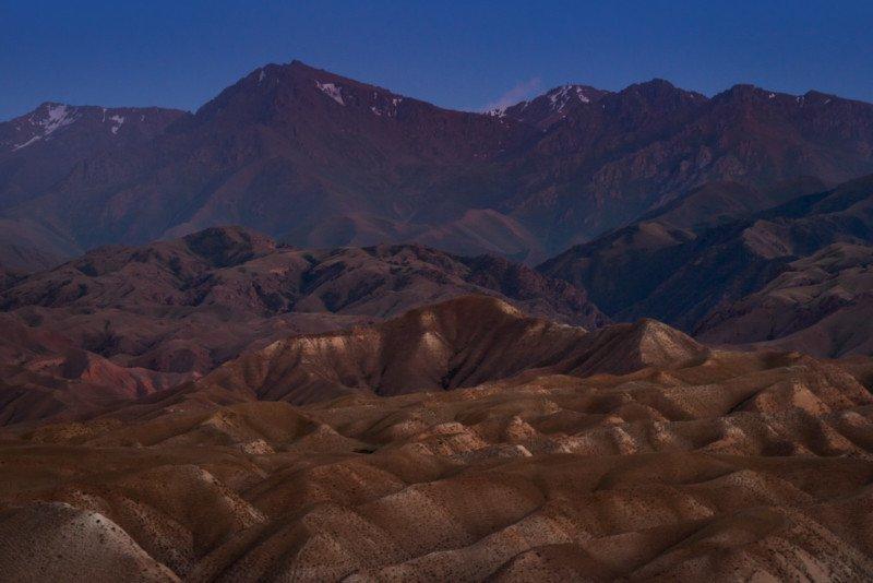 Фотопутешествие в Киргизию