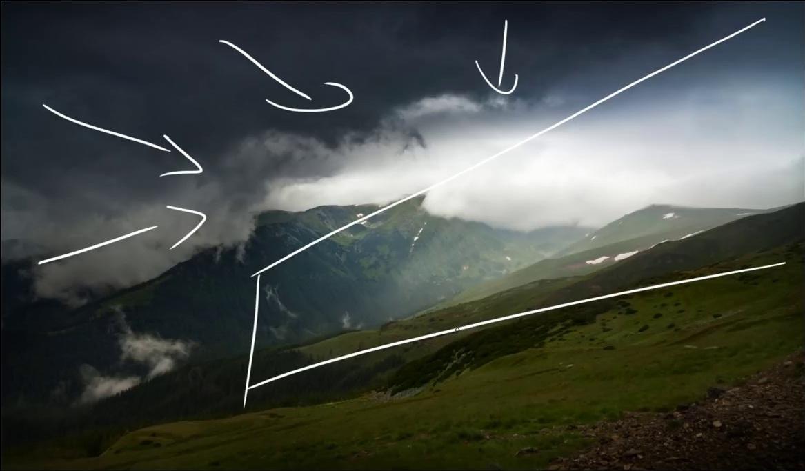 25 советов для съёмки идеальных пейзажных фотографий