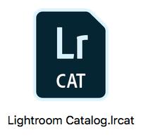Файл каталога Lightroom