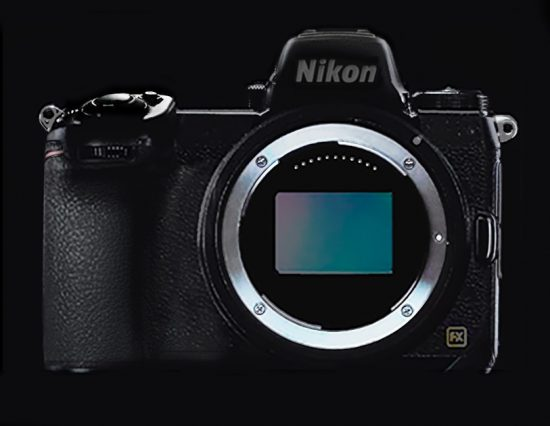 Беззеркалка Nikon