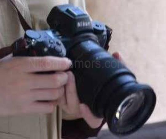 Nikon Z корпус