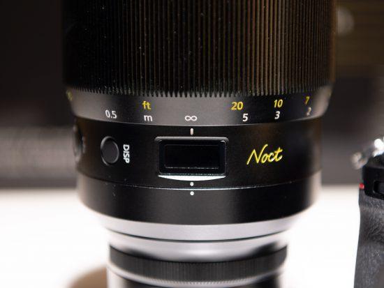 Nikkor 58mm f/0,95 Noct