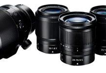 Nikon-NIKKOR-Z-lenses