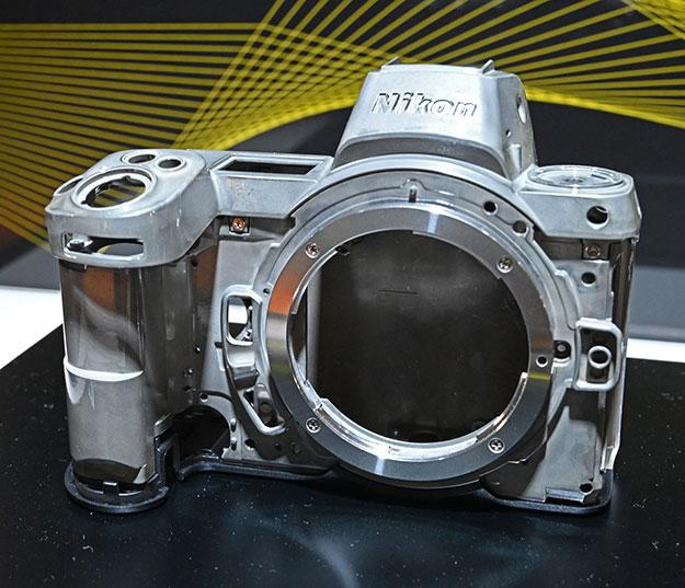Байонет Nikon Z7
