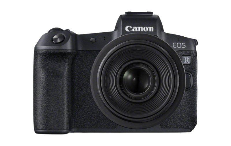 Анонс Canon EOS R