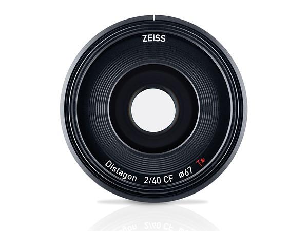 Анонс Zeiss Batis 40mm F2 CF