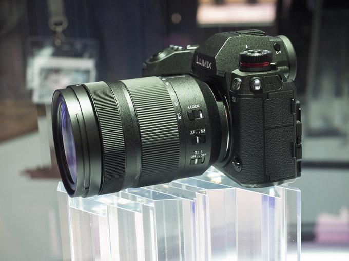 Новые подробности с Photokina о Panasonic S1-S1R