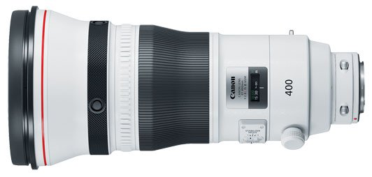 Анонс обновленных Canon 400mm f/2.8L IS III и 600mm f/4L IS III