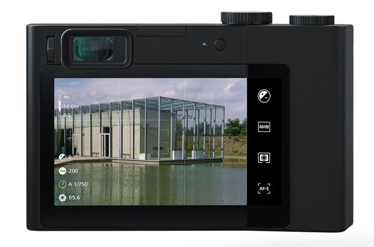 ZX1: Первая полнокадровая камера Zeiss - со встроенным Lightroom