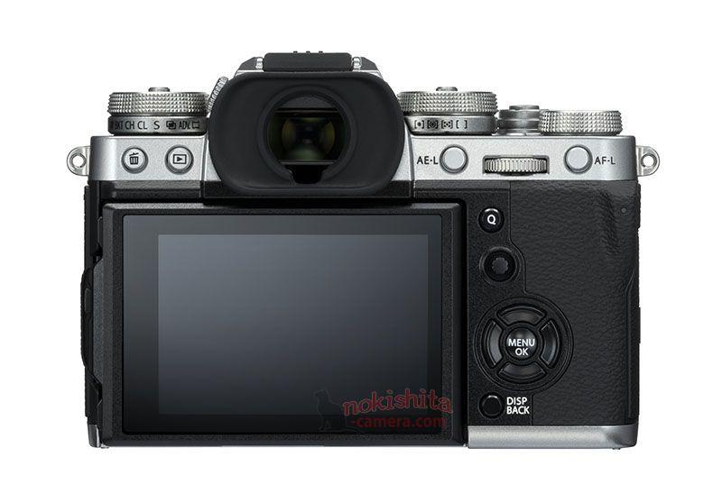 Опубликованы характеристики Fujifilm X-T3