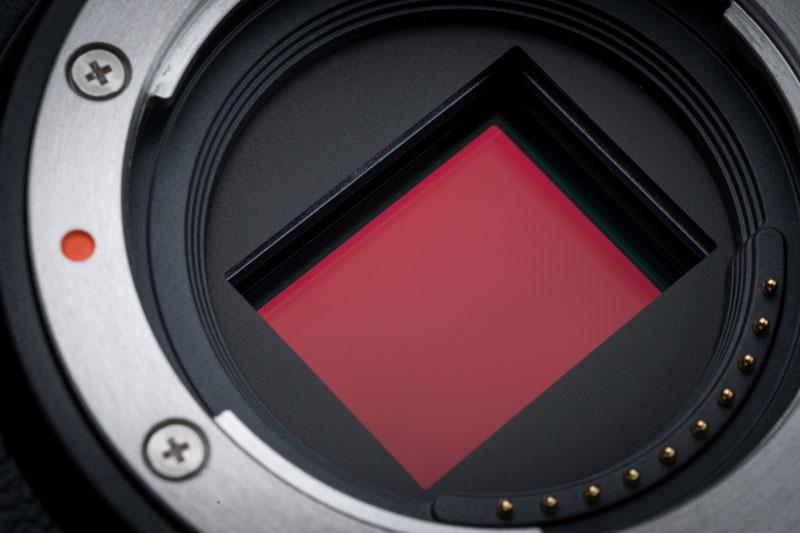 Fujifilm X-T3 матрица