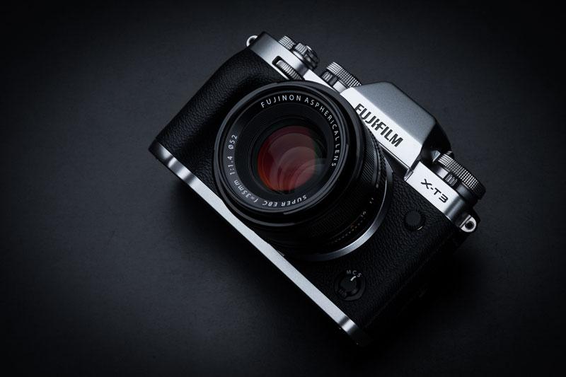 Анонс Fujifilm X-T3