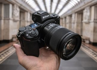 Nikon Z7 экспресс-обзор